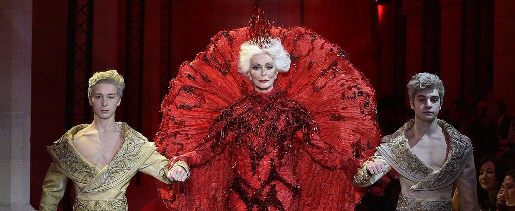 Paris Haute Couture Week Spring 2017