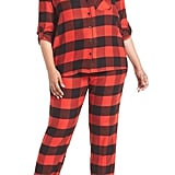 Nordstrom Starlight Plaid Flannel Pajamas