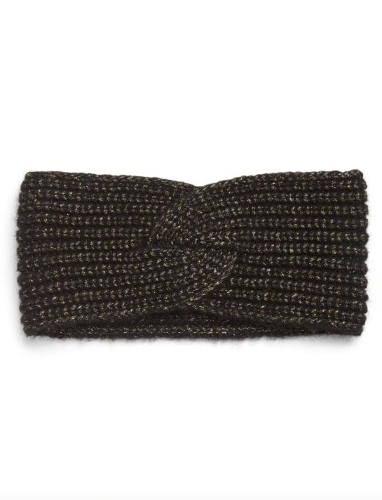 Chunky Sparkle Knit Headband