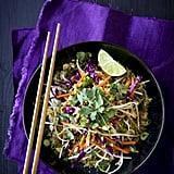 Vegan: Thai Peanut Quinoa Salad