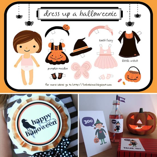 Free Halloween Printable Decor and Activities For Kids | POPSUGAR Moms