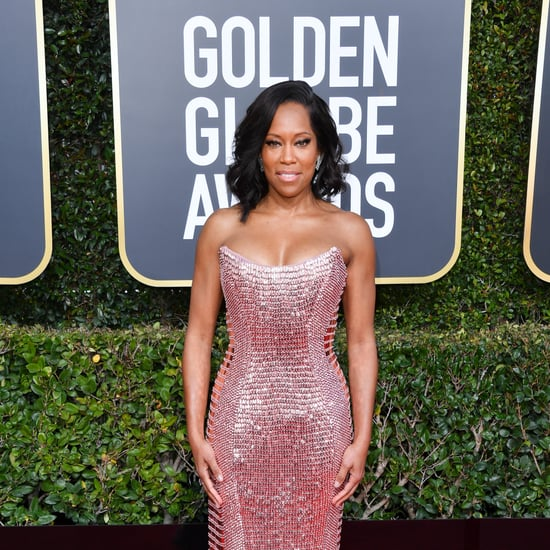 Regina King's Arms at the Emmys 2018