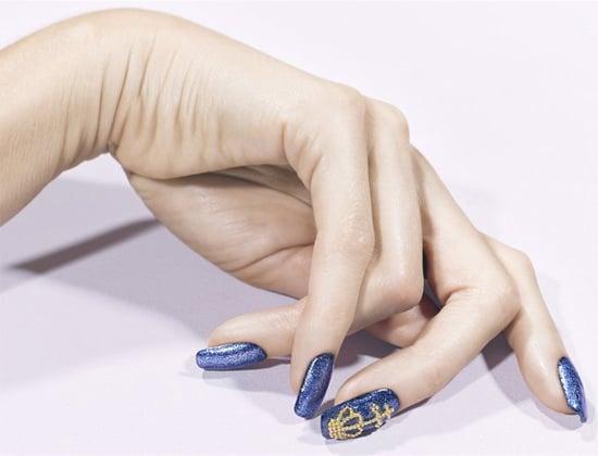 Nail Art Inspired by Kate Middleton