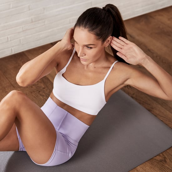 12-Minute Express Cardio & Abs Workout With Kayla Itsines