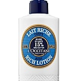 L'Occitane Shea Butter Rich Body Lotion