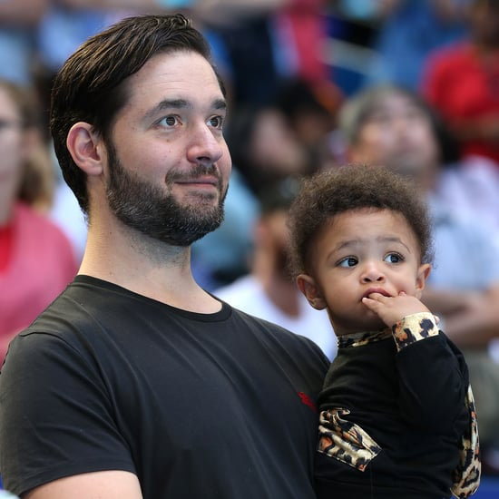 Alexis Ohanian Fights For Paid Paternity Leave