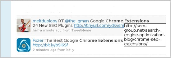 How to See Full URL in Shortened Links