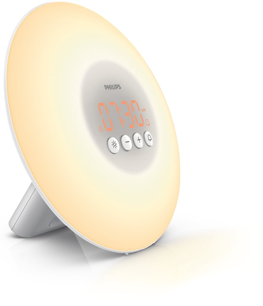 Philips Wake-Up Light with Sunrise Simulation Alarm Clock