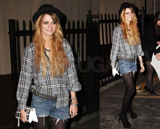 Photos of Newly-Single Mischa Barton Out on the Town in LA