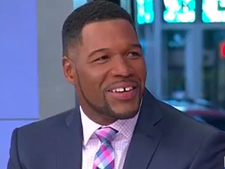 WATCH: Michael Strahan Reveals What He's Most Excited About in His New Role on Good Morning America