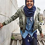 American Eagle Now Sells a Denim Hijab, and People Are Here For It