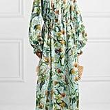 Dodo Bar Or x Annabel's Printed Cotton-Voile Maxi Dress