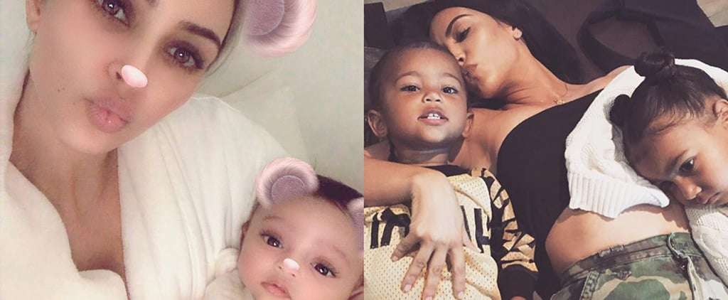 Kim Kardashian Quotes on Motherhood May 2018