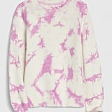 Tie-dye was everywhere in 2019, and thanks to this pink Kids Tie-Dye Sweater ($50), she can wear the popular style through 2020, too.