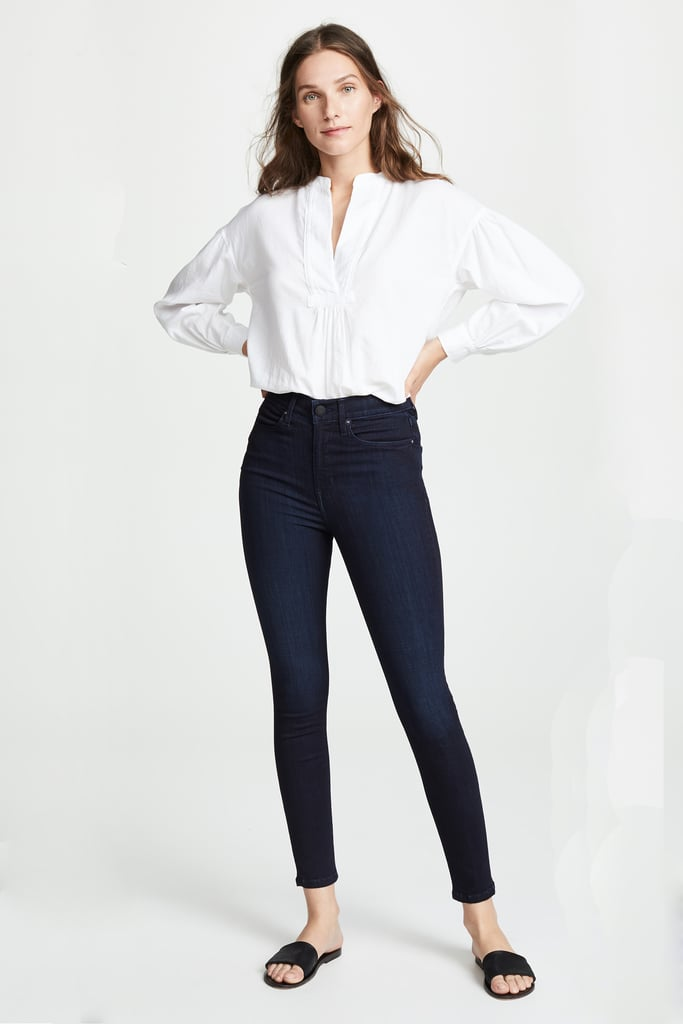AYR The High-Rise Skinny Jeans