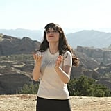 Zooey Deschanel as Jess on New Girl. Photo courtesy of Fox