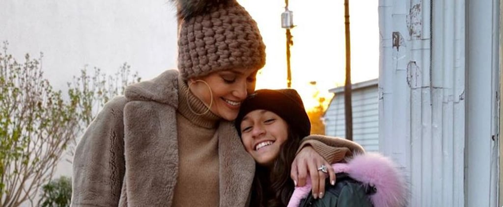 Jennifer Lopez's Video From Emme For National Daughter's Day
