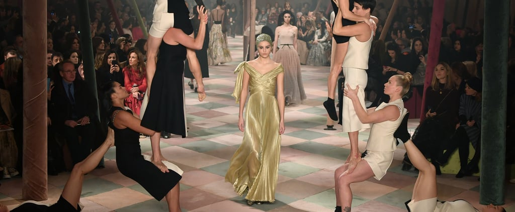 Dior Haute Couture Runway Show Fall 2019