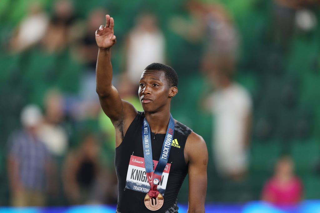 Get to Know 17-year-old Olympic Track Star Erriyon Knighton