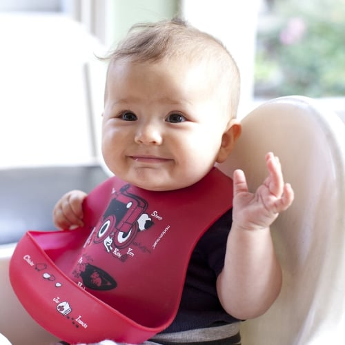 Wipeable Baby Bibs