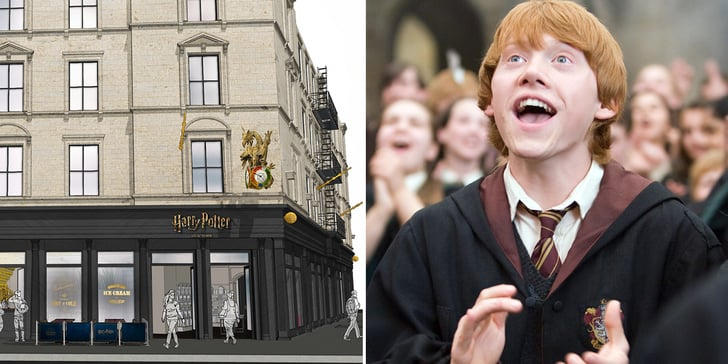To Diagon Alley! There's a Giant Harry Potter Flagship Store Coming to NYC