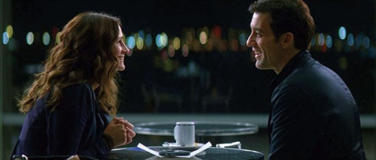 Watch Trailer For Duplicity Starring Clive Owen and Julia Roberts