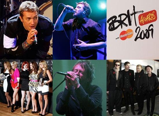 2009 Brit Awards — Best British Group Nominees