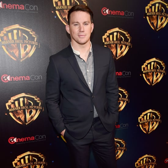 Channing Tatum at CinemaCon Pictures April 2018