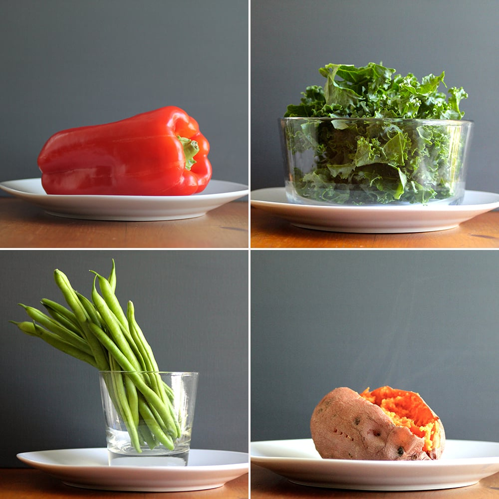 What Does One Serving of Vegetables Look Like?