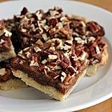 Desserts: Paleo Pecan Pie Bars