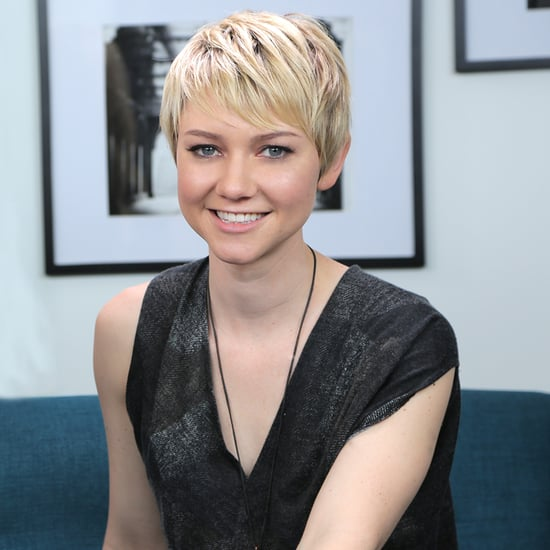 Valorie Curry of The Following Interview