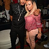 "T.I. and Tameka ""Tiny"" Harris"
