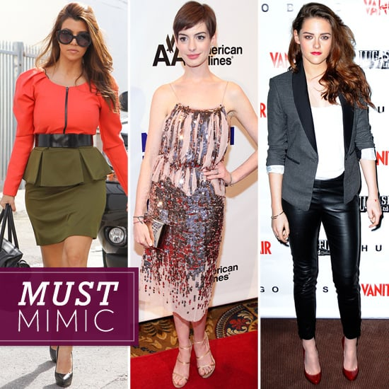 Draw Inspiration From These 5 Celebrity Style Supremes