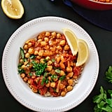 Vegan: Quick Vegan Chana Masala