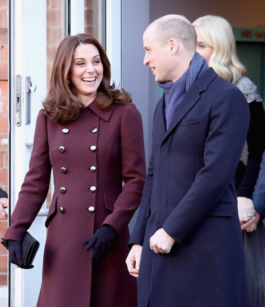 When William Made Kate Grin From Ear to Ear
