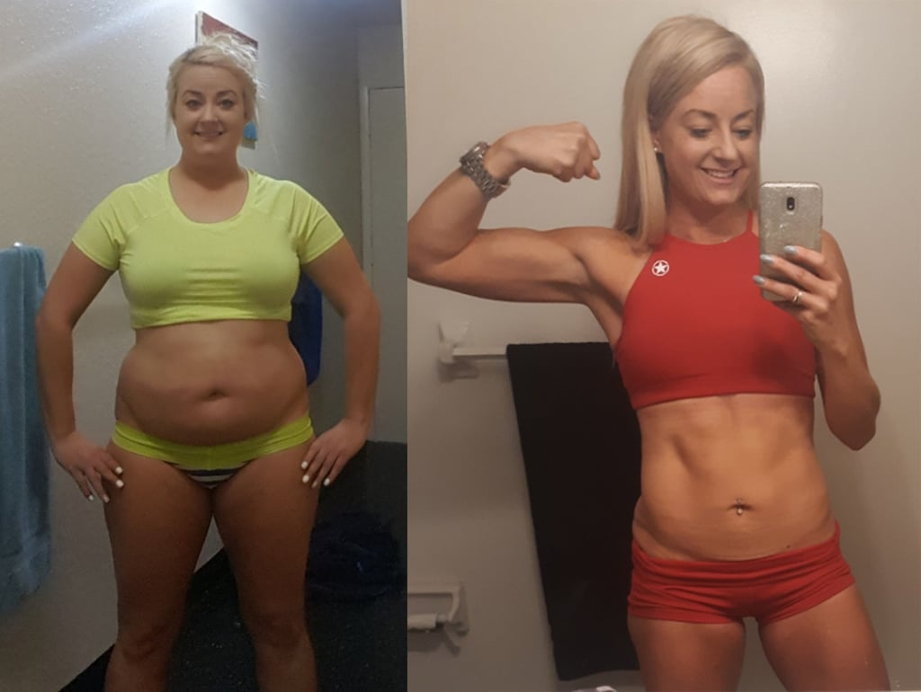 Ashley's Before and After