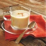Almond Milk With Spices Dessert Drink to Relieve Stress