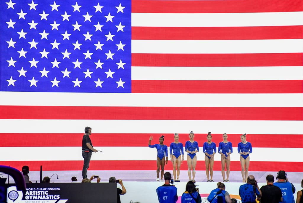 US Women's World Gymnastics Championships Team 2019