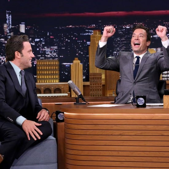 Ben Affleck Gone Girl Interview With Jimmy Fallon