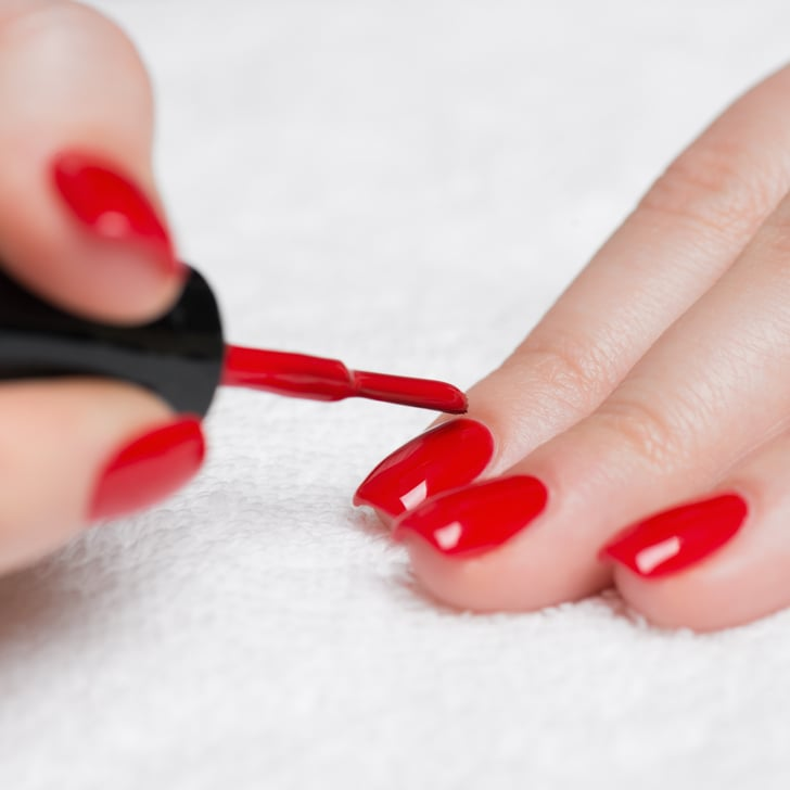 How To Get Nail Polish Off Clothes Popsugar Beauty | Mood Changing ...