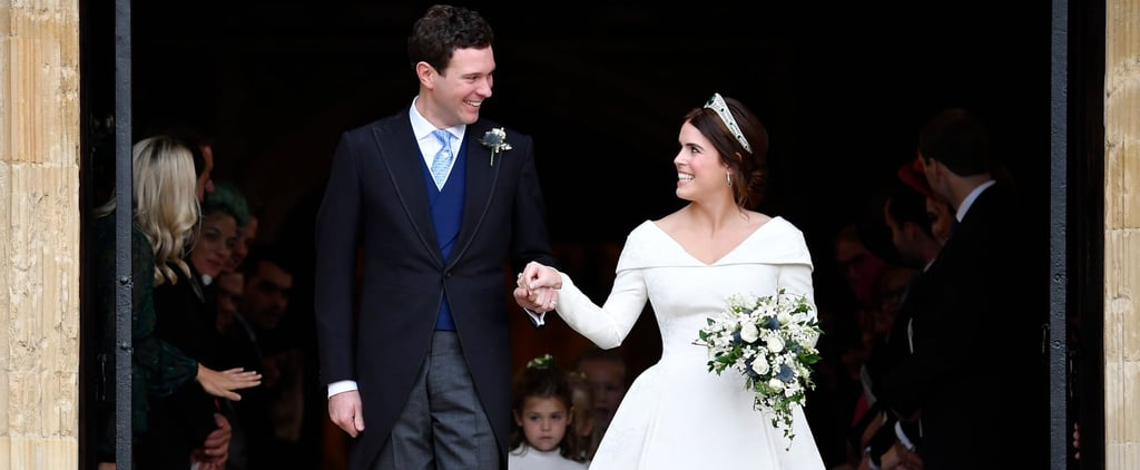 Princess Eugenie and Jack Brooksbank Best Wedding Moments