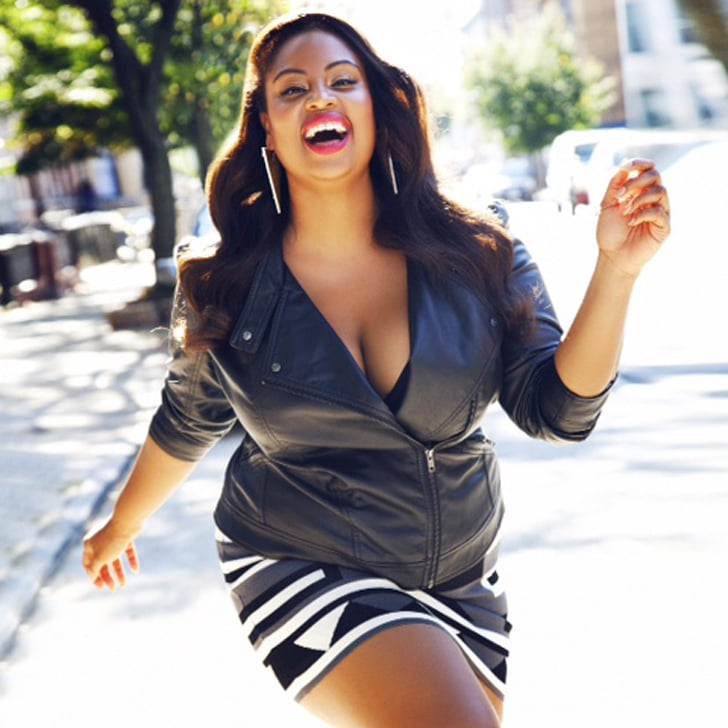 Meet the Woman Who's Helping Change the Face of Plus-Size Fashion