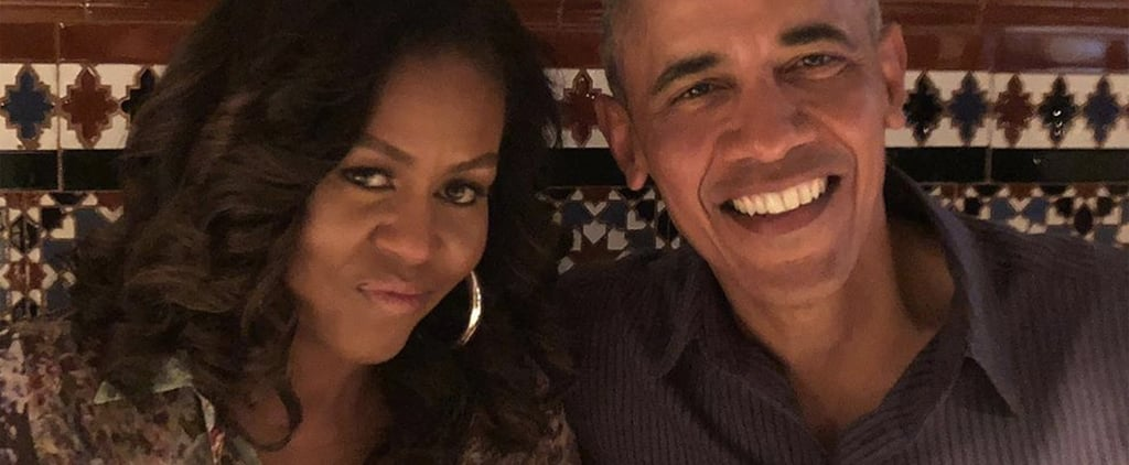 Read Barack and Michelle Obama's 28th Anniversary Messages