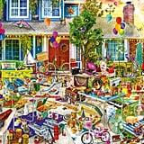 Buffalo Games Aimee Stewart Yard Sale 1,000 Piece Puzzle