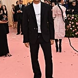 Trevor Noah at the 2019 Met Gala