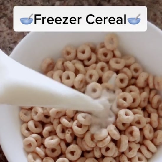 Freezing Cereal TikTok Hack