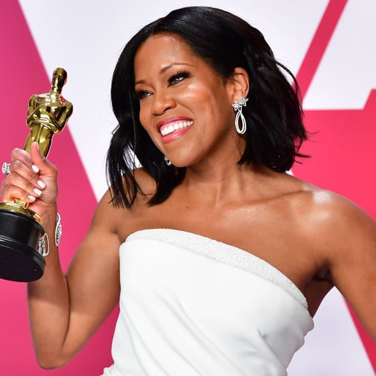 Regina King Backstage Interview at the Oscars 2019