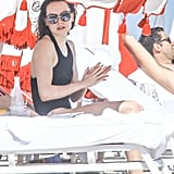 Daisy Ridley Relaxes on the Beach as Star Wars Rakes in Billions