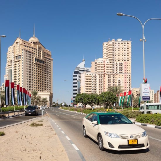 UAE Issues Warning to Motorists