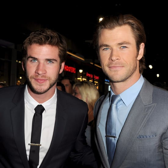 Chris and Liam Hemsworth Hotness Poll